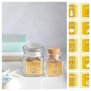 ポーセラーツ 転写紙 デザイナーズ gold label (ガラス用)|victoriadesign