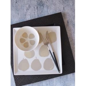 ポーセラーツ 転写紙 デザイナーズ European pear|victoriadesign|07
