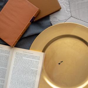 洋食器 アンダープレート 特別アウトレット チャージャープレート 皿 ブライトゴールド|victoriadesign