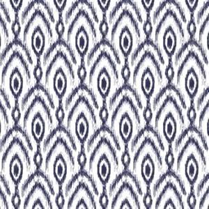 ポーセラーツ 転写紙 ネイティブ PEACOCK(ピーコック・ネイビー)|victoriadesign