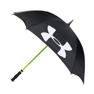 アンダーアーマー(UNDER ARMOUR) ゴルフ 傘  ゴルフアンブレラ 1279919 BLK...