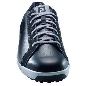 フットジョイ(FootJoy) ゴルフシューズ メンズ コンツアーカジュアル シューズ ブラック 5...