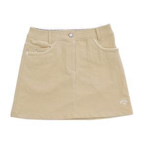 4db2472a0ab1a キャロウェイ(CALLAWAY) ゴルフウェア ストレッチコーデュロイスカート 241-8225818-040 (Lady's)