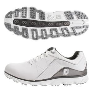 フットジョイ(FootJoy) ゴルフシューズ 18 PROSL WT/SV 53284W (Men...