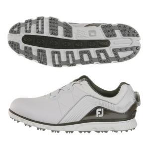 フットジョイ(FootJoy) ゴルフシューズ PROSL ボア WT/SV 53287W (Men...