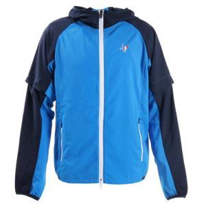 クランク(CLUNK) ゴルフウェア メンズ ウインドジャケット CL51TY01 BLU (Men's)