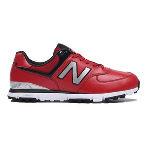 ニューバランス(new balance) ゴルフシューズ ゴルフシューズ スパイクレス MGS574RD D メンズ レディース (Men's)