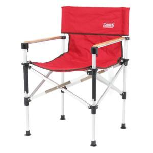 コールマン(Coleman) ツーウェイキャプテンチェア 折りたたみ椅子 2000031282 レッ...