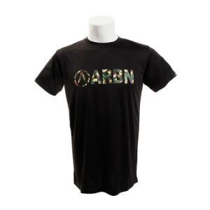 エアボーン(ARBN) BOTANICAL 半袖Tシャツ AB89MW1089BLK (Men's)|victoriasurfandsnow