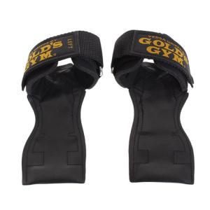 ゴールドジム(GOLD'S GYM) フィットネス用品 トレーニング用具 パワーグリッププロ G3710 (メンズ、レディース、キッズ)|VictoriaSurf&Snow PayPayモール店