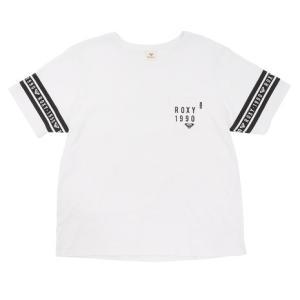 ロキシー(ROXY) 【オンライン特価】1990 半袖Tシャツ 19SPRST191603YWHT (Lady's)|victoriasurfandsnow