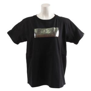 ロキシー(ROXY) FOIL PRINT 半袖Tシャツ 19SPRST191604YBLK (Lady's)|victoriasurfandsnow