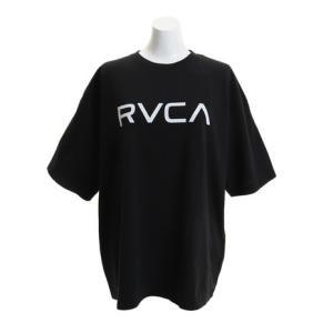 RVCA 【オンライン特価】 BIG BIG RVCA 半袖Tシャツ AJ043200 BLK (Lady's)|victoriasurfandsnow