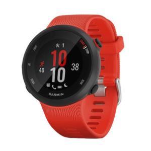 ガーミン(GARMIN) スマートウォッチ 腕時計 フォーアスリート45 FA45 Lava Red 010-02156-46 (メンズ、レディース)|VictoriaSurf&Snow PayPayモール店