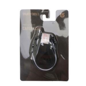 バートン(BURTON) CABLE LOCK 10802102035 ケーブルロック Translucent Black ウィンター アクセサリ (Men's、Lady's)