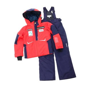 フェニックス(PHENIX) スキーウェア キッズ 上下セット ボーイズ Norway ジュニア PSAG22P80 RD 雪遊び ウェア (キッズ)|VictoriaSurf&Snow PayPayモール店