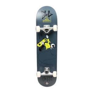 イナフ(Enuff) スカリー コンプリートスケートボード デッキ ENU2100 BLK (メンズ、レディース) VictoriaSurf&Snow PayPayモール店