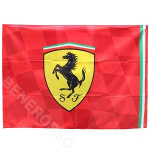 フェラーリ SF フラッグ XL(140×100cm) 130191056|victorylap