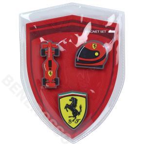 フェラーリ アイコニック マグネット セット|victorylap