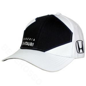 日本限定 ホンダロゴ入り スクーデリア アルファタウリ ホンダ チーム キャップ 2021 SAT21290-01H|victorylap