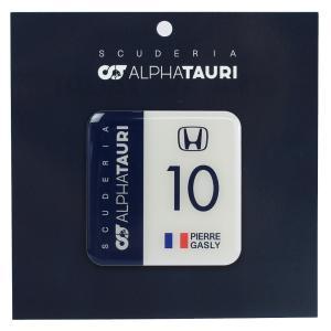 スクーデリア アルファタウリ ホンダ チーム P.ガスリー BIG ピンズ SAT-ES-2106|victorylap