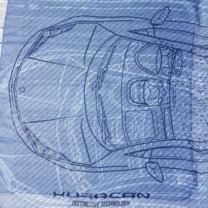 ランボルギーニ ウラカン スカーフ パシュミナ デニムブルー 9012068MOU158|victorylap