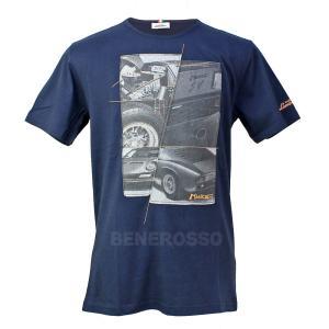 ランボルギーニ メンズ Miura Conposit Tee ネイビー 9012427CCU194|victorylap