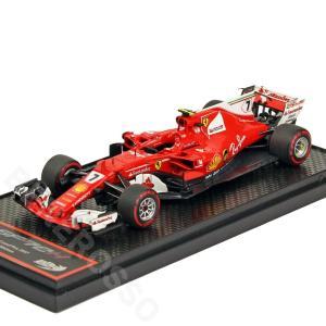 BBR MODELS 1/43スケール フェラーリ SF70-H ブラジルGP 2017 K.ライコネン BBRC211B victorylap