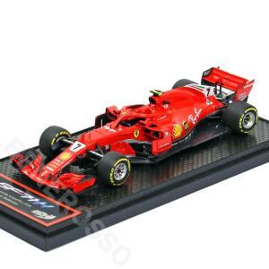 BBR MODELS 1/43スケール フェラーリ SF71H オーストラリアGP K.ライコネン BBRC204B victorylap