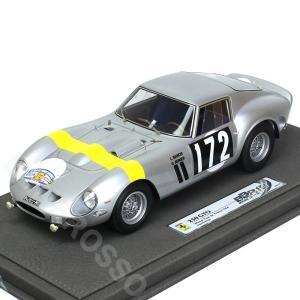 BBR MODELS 1/18スケール フェラーリ 250 GTO Winner Tour de France 1964 n.172 (ケース付) BBR1856V|victorylap