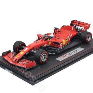 BBR MODELS 1/18スケール フェラーリ SF1000 2020 オーストリアGP S.ベッテル (ケース付き) BBR201805DIE|victorylap