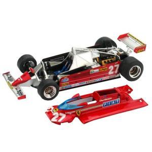 brumm 1/43スケール フェラーリ 126CK 198...