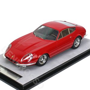 テクノモデル 1/18スケール フェラーリ 365GTB/4 Daytona Prototype 1967 Red TM18-128A|victorylap