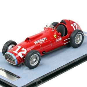 テクノモデル 1/18スケール フェラーリ 375F1 Indy Indianapolis 500GP 1952 #12 A.アスカリ TM18-193B|victorylap