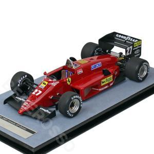 テクノモデル 1/18スケール フェラーリ 156/85 カナダGP #27 M.アルボレート 1985 TM18-201B|victorylap