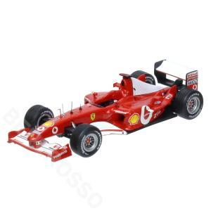 ixo 1/43 フェラーリ F1 2003 M.シューマッハ USA GP SF14-03 victorylap