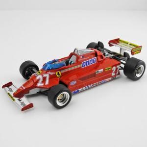 ixo 1/43スケール フェラーリ 126CK #27 G...