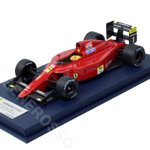Look Smart 1/18スケール フェラーリ 641/2 フランスGP 1990 A.プロスト LSF1H11 victorylap