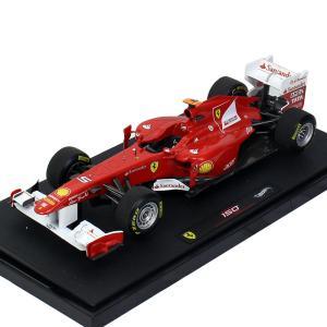 マテル 1/18スケール フェラーリ 150° ITALIA F.アロンソ トルコGP 2011 エリートシリーズ MT1198W|victorylap