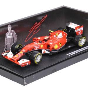 マテル 1/18スケール フェラーリ F1 2014 F14...
