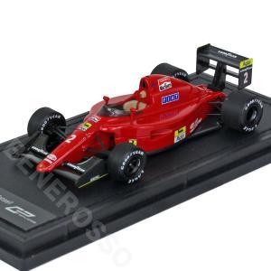 TOPMARQUES 1/43スケール フェラーリ 641/2 1990 #2 N.マンセル GRP43006B デカール加工 victorylap