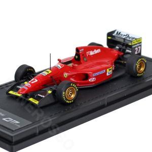 TOPMARQUES 1/43スケール フェラーリ 412 T1 #27 J.アレジ GRP43007A victorylap