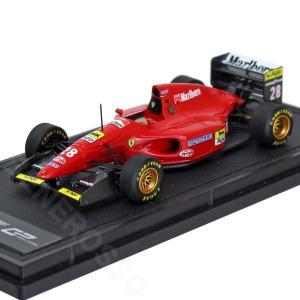 TOPMARQUES 1/43スケール フェラーリ 412 T1 #28 G.ベルガー GRP43007B victorylap