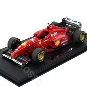 TOPMARQUES 1/18スケール フェラーリ F310 #1 M.シューマッハ (ケース付) GRP042A-C|victorylap