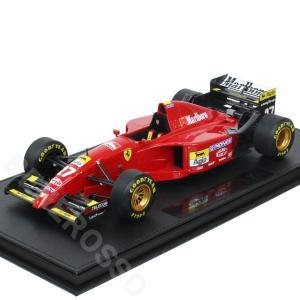 TOPMARQUES 1/18スケール フェラーリ 412 T2 #27 J.アレジ 1995 GRP048A-C|victorylap