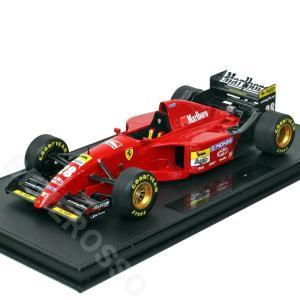 TOPMARQUES 1/18スケール フェラーリ 412 T2 #28 G.ベルガー 1995 GRP048B-C|victorylap