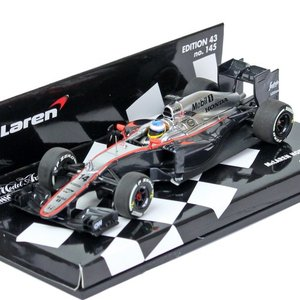 MINICHAMPS 1/43スケール マクラーレン ホンダ MP4-30 F.アロンソ 中国GP 2015 530154314|victorylap