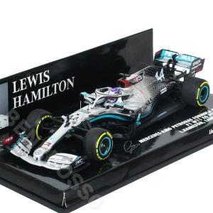 MINICHAMPS 1/43スケール メルセデス AMG ペトロナス F1チーム W11 EQ パフォーマンス L.ハミルトン 2020 LAUNCH SPEC 410200044|victorylap