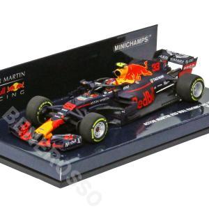 ■モデルカー特徴 レッドブルF1チームの2018年版マシンのモデルカー。 F1モデルカーでおなじみの...