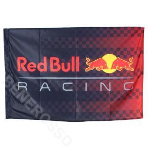 レッドブル レーシング ロゴ フラッグ 2021 ネイビー 701202311 victorylap